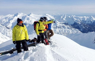 Chugach Powder Guides