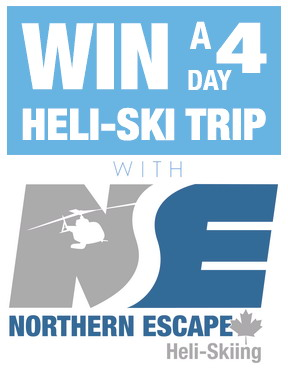 Northern-Escape-Heliskiing-contest-2015